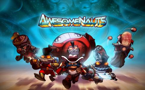 Awesomenauts壁纸高清
