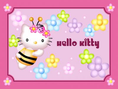 Hello Kitty壁纸