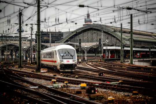 德国科隆建筑光景图片