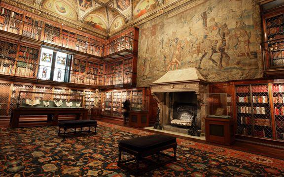 图书博物馆图片