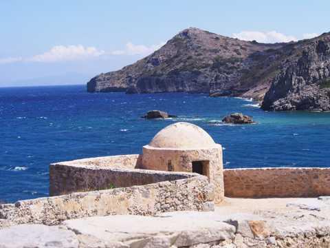 希腊爱琴海景色图片