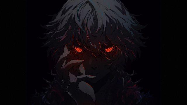 红眼的恶魔