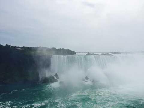 加拿大尼亚加拉瀑布图片