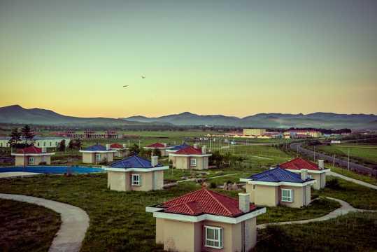 丰宁坝上草地旅行景物图片