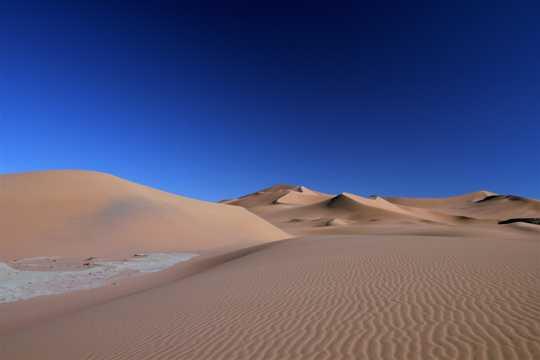 非洲撒哈拉大漠风光图片