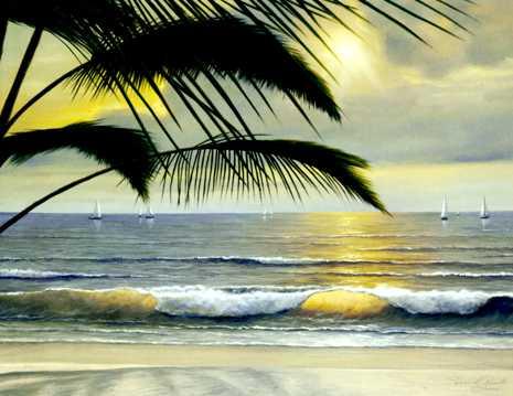 海南景致图片