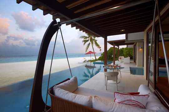 马尔代夫尼亚玛岛渡假村图片